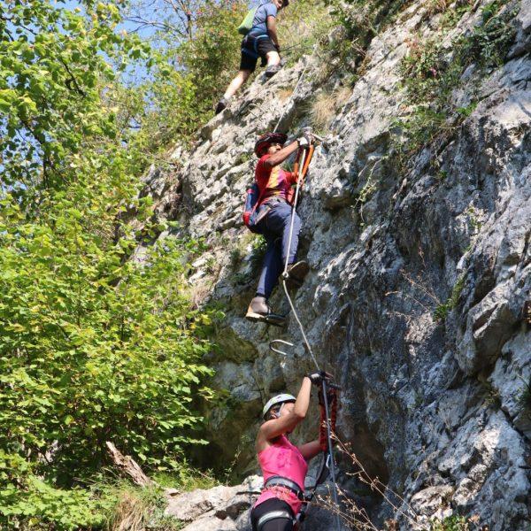 Summer at ESS_Climbing