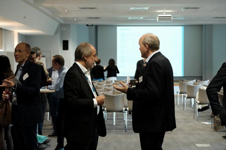 Martin Schifko discussin